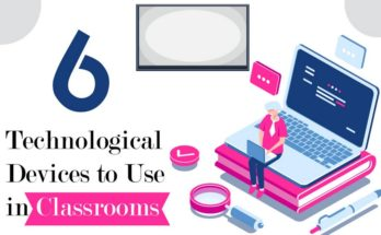 6 Technological Devices to Use in Classrooms