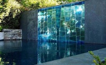 Varieties and Variations in a Water Wall