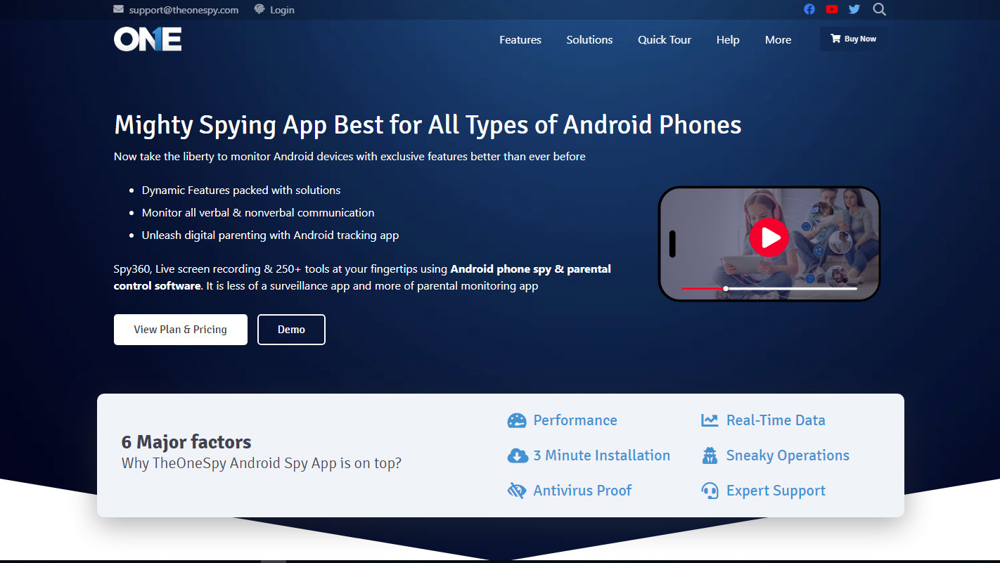 Best Android Spy App in 2020