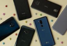 Smartphone on EMI
