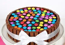 What are the different types of cake