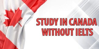 Study in Canada without IELTS