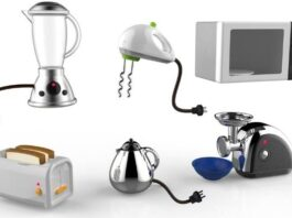 electronic Cooking Appliances