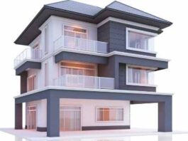 Professional 3D House Renders
